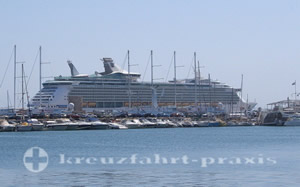Mariner of the Seas - Cruise in the Eastern Mediterranean