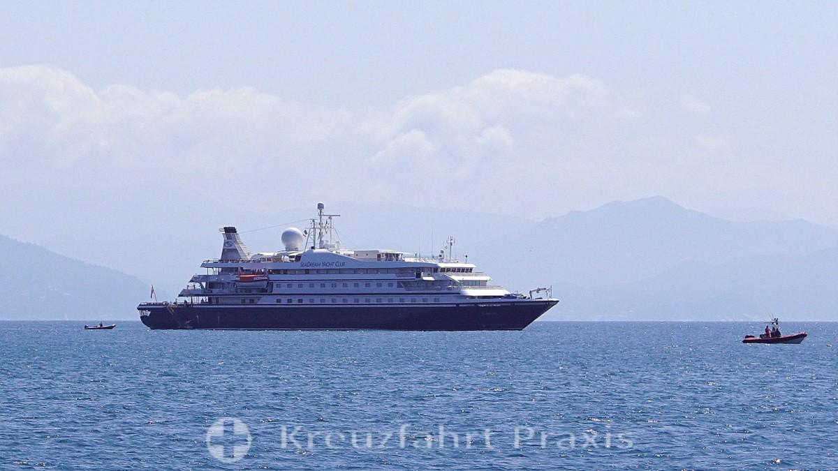 SeaDream Yacht Club - SeaDream l vor Portofino