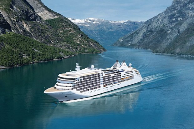 Silversea Cruises - Silver Muse - Rendering
