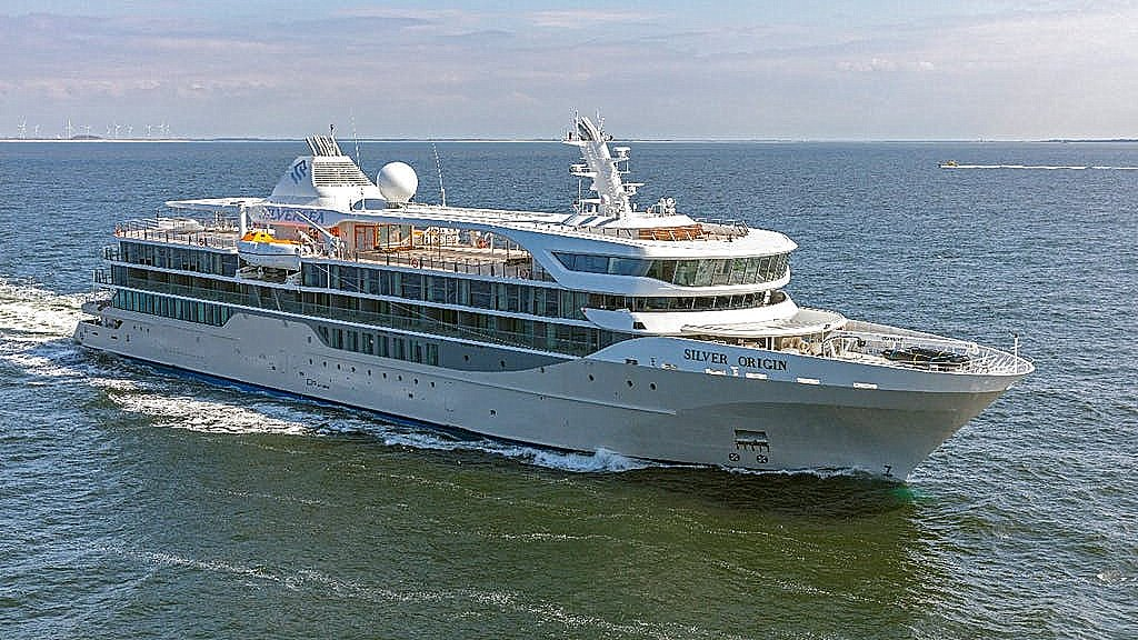 Kreuzfahrten: Silversea Cruises übernahmen Silver Origin