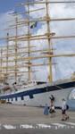 Royal Clipper - Im Hafen von Bridgetown/Barbados