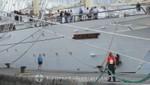 Star Clipper im Hafen von Las Palmas de Gran Canaria
