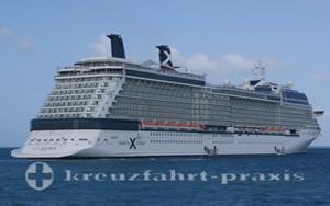 Celebrity Equinox - Karibik Kreuzfahrt