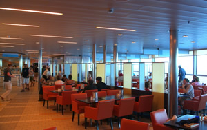 Celebrity Equinox - Oceanview Café