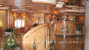 Mariner of the Seas - Champagne Bar