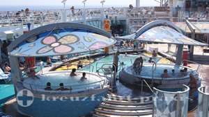 Mariner of the Seas - Whirlpools