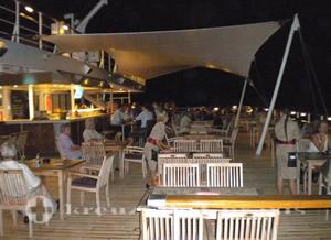 Mein Schiff 1 - Außenbereich Tapas y Mas