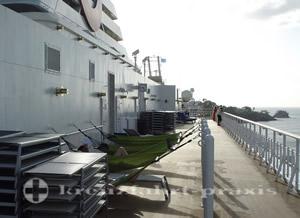 Mein Schiff 1 - Hängematten