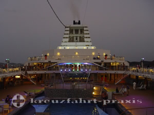 Mein Schiff 1 - Abendstimmung
