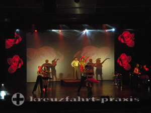 Mein Schiff 1 - Tangoshow 1