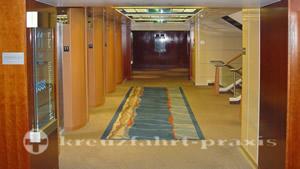 Mein Schiff 1 - Treppenhaus