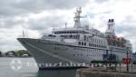 MS Astor in Cobh / Ireland