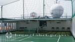 MS Astor - Feld für Ballspiele