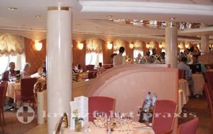 msc lirica la-bussola restaurant
