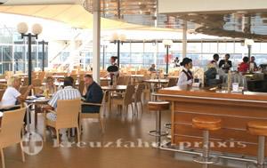 Msc Lirica La Pergola Restaurant