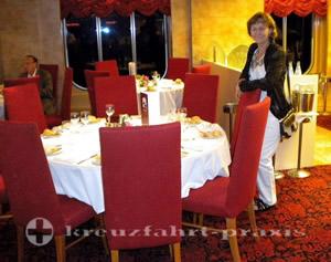 MSC Sinfonia - Il Covo Restaurant