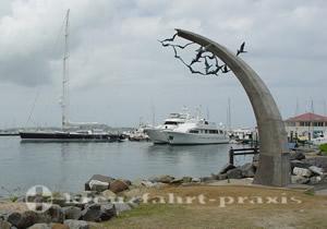 Sint Maarten - Marina