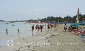 Sint Maarten - Strandleben