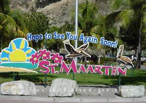 Sint Maarten - Das hoffen wir auch