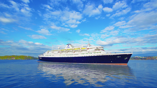 TransOcean Kreuzfahrten - MS AZORES