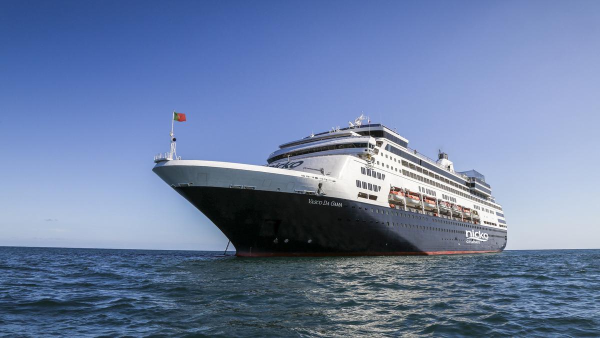 nicko cruises invests millions in VASCO DA GAMA