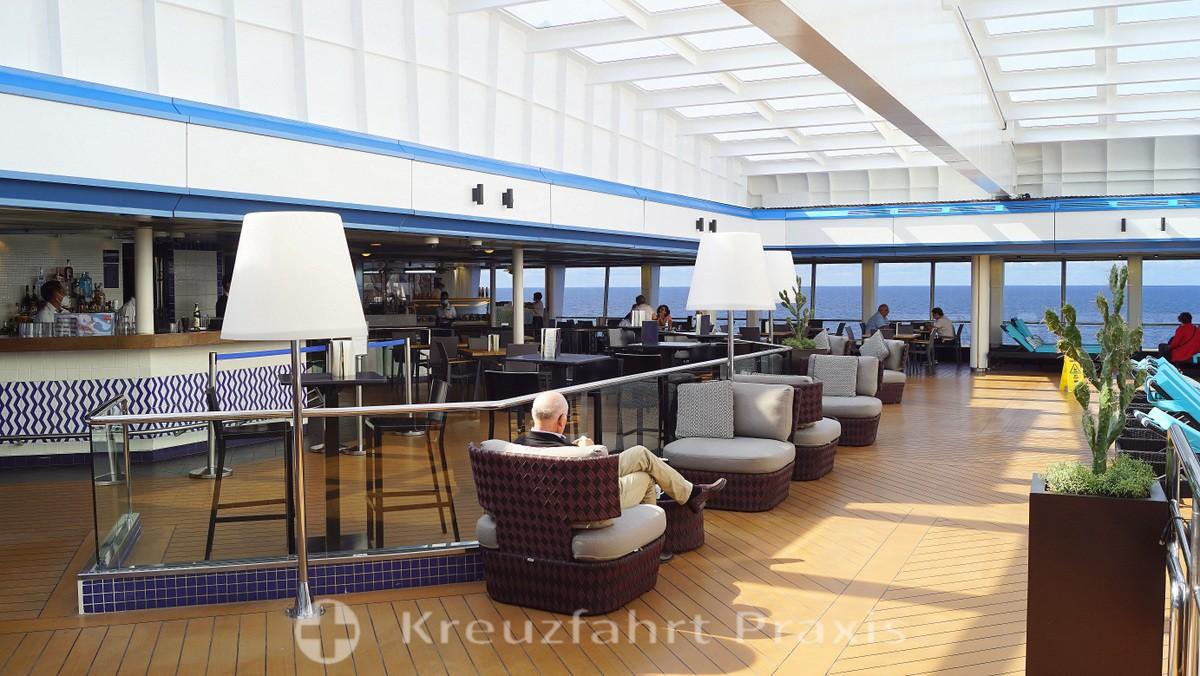 VASCO DA GAMA - Pool deck - Lido Bar