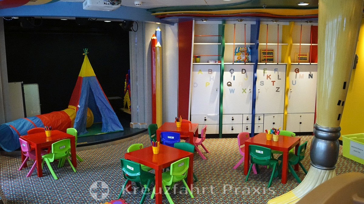 VASCO DA GAMA - children's area