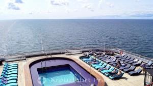VASCO DA GAMA - outside pool deck