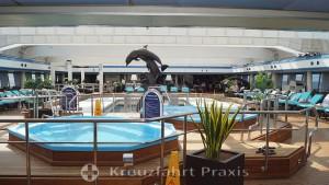 VASCO DA GAMA - inside pool deck