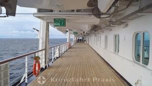 VASCO DA GAMA - promenade deck
