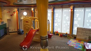 Families on a cruise - offers from German shipping companies