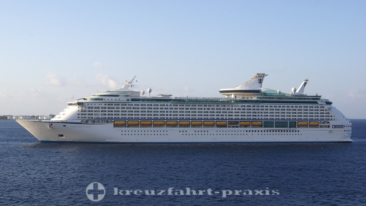 Royal Caribbean - Voyager of the Seas