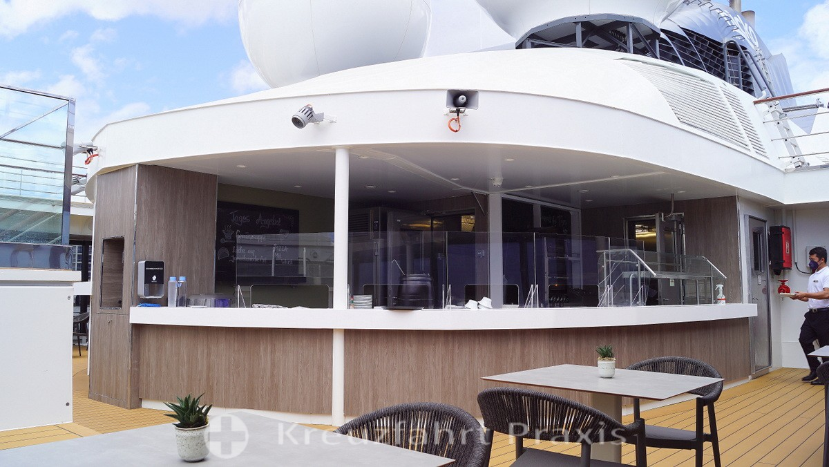 WORLD VOYAGER - Lido Grill