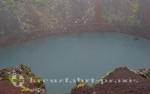 Kratersee auf Island