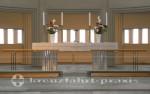Altar in der Hallgrimmskirkja
