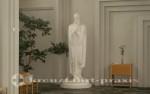 Skulptur in der Hallgrimmskirkja