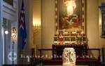 Domkirkjan - Altar