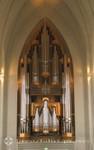 Orgel der Hallgrimskirkja