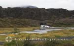 Landschaft bei Thingvellir