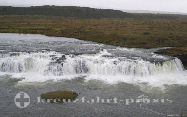 Faxa Wasserfall