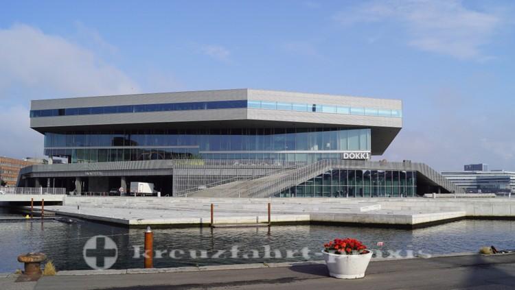 DOKK1 - Der multifunktionale Bau der Stadt Aarhus