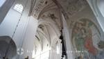 Gewölbe und Fresken der Aarhus Domkirke