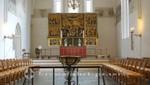 Altarraum der Vor Frue Kirke