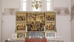 Der Flügelaltar der Vor Frue Kirke