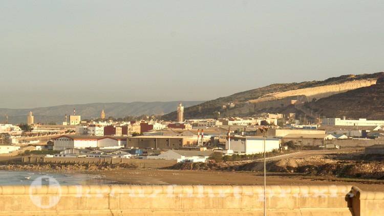 Agadir - port