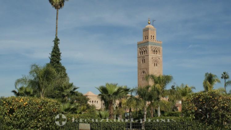 Marrakech - Koutoubia Mosque