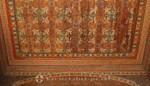 Marrakesch - Intarsiendecke des Bahia-Palasts
