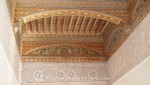 Marrakesch - Decke des Bahia-Palasts