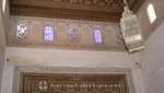 Marrakesch - Mauerwerk des Bahia-Palasts