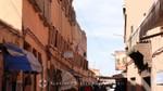 Marrakesch - Fassaden im Soukviertel
